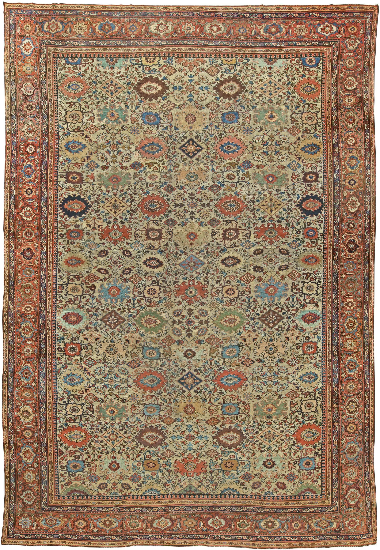 Punto Carpet Floral